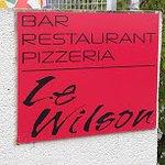 Foto de Pizzeria Le Wilson