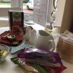 Gluten Free Breakfast - Spoilt for choice!