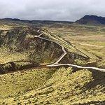 Grabrok Crater Foto