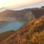 Photo of Mount Kelimutu