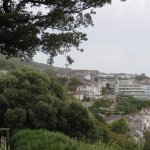 Ventnor from the gardens