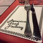 Zdjęcie American Food factory