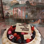The Mandarin Cake Shopの写真