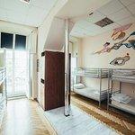 Art hostel Photo