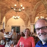 Beautiful place for tasting wine
