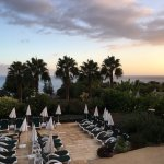 What a fabulous hotel ! Based reasonably locally to Funchal. A courtesy bus runs regularly to th