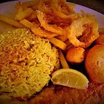 Surfers' Mixed Seafood Platter