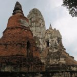 Fotografie: Temple of the Royal Restoration (Wat Ratchaburana)