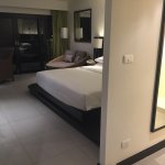 Deluxe king room- big size at 46 sqm
