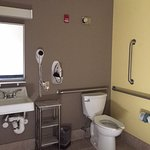 Accessible bathrom