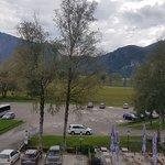Hotelparkplatz