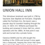 Foto de Union Hall Inn