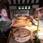 A Tudor feast