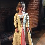 Beautiful Tudor replica costumes