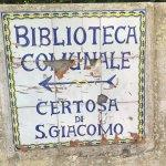 Ingresso della Certosa di San Giacomo a Capri