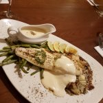 Grilled Cod Special