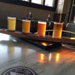 Flight Beer Sampler