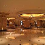 Lobby space.