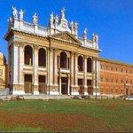 St. John Lateran Basilica: # 1: Front view
