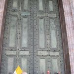 St. John Lateran Basilica: # 3: The door from the Curia