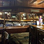 Black Forest Brewhaus buffet area