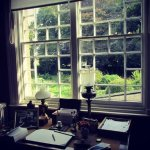 Thomas Hardy's Desk