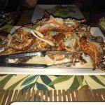 The lobster dinner upgrade/Anniversary dinner. So worth it!