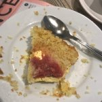 Cakes are disgusting, this one had literally a great big lump of butter in the middle, who on ea