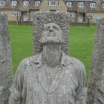 Detail of the Tolpuddle Martyrs' Memorial: George Loveless