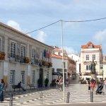 Main square Cascais