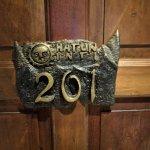 The door - Room 201 was a good room
