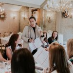 Local business women in action - WIBN Strawberry Beds