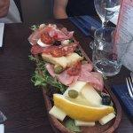 Sharing platter! :) Yum