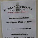 Wynand Fockink Foto