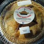 Pies,Cider frycakes,apple fritters,cookies,breads all fresh baked goods