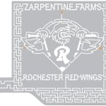 2017 Corn Maize design Rochester Red Wings