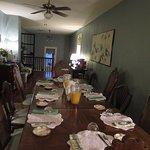 Jailers Inn dining room