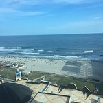 Great View of the Atlantic City Beach