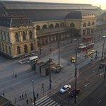 Novum Hotel Golden Park Budapest Foto