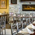 On site Restaurant--La Piazette