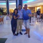 Der beste Mitarbeiter des Hotels , Ahmed Tarek. Er konnte uns in jeder Angelegenheit weiterhelfe