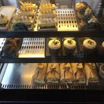 Baked goods and pastries.