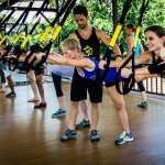 Fitness loft - TRX training