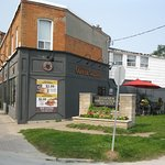 Coffee Culture is at the east end of Downtown Stayner.