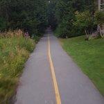 Lost Lake walking path