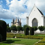 Photo of Monument Cafe Chateau d'Angers