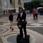 Segway tour in Budapest