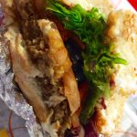 Vegan Soy Mince Burger