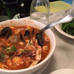 The famous cioppino!