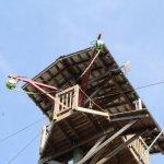 Zip Line Tower